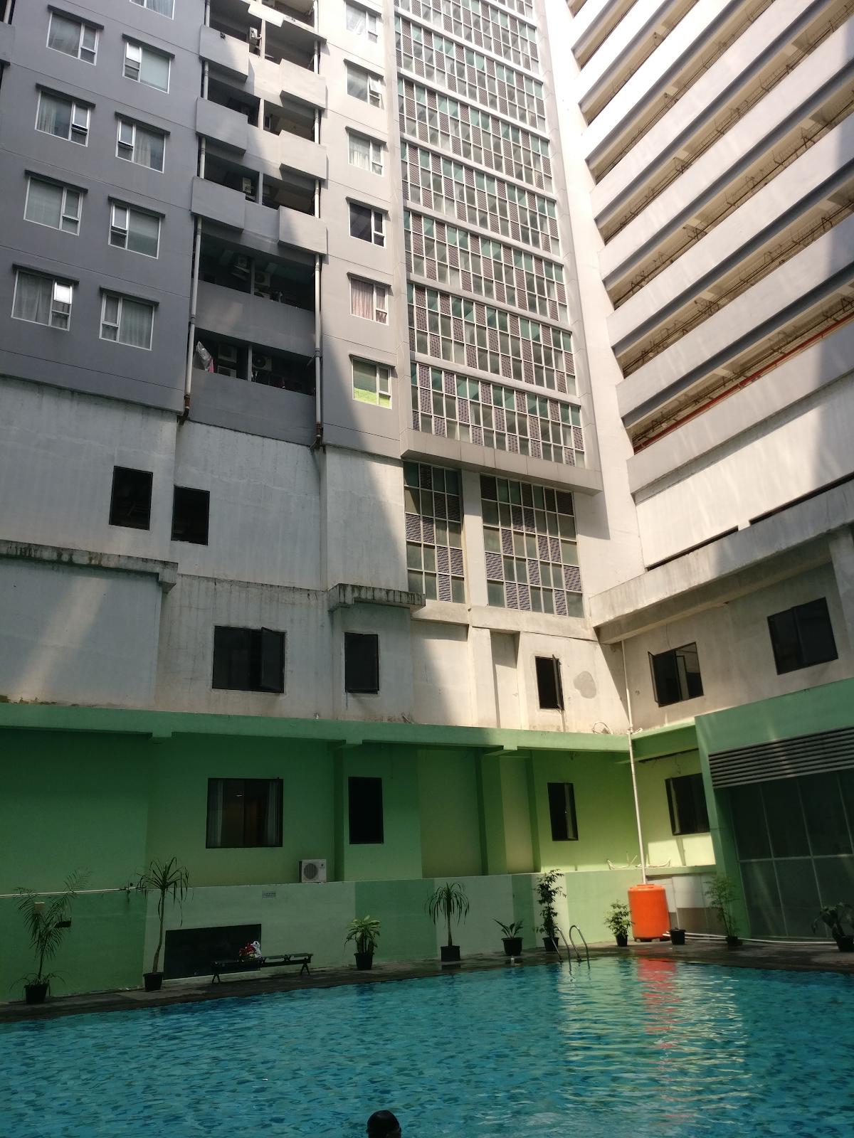 Apartemen Murah di Menteng: Menteng square apartment