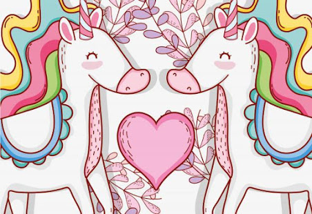 Kawaii Unicorn Wallpaper New HD