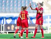 """""""Precies altijd schrik"""": Het wordt eens tijd dat de Red Flames durven voetballen om écht te pieken tegen toplanden"""
