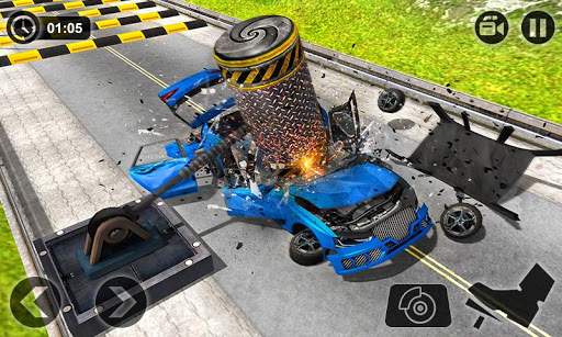 Speed Bump Crash Challenge 2019