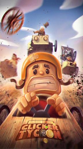 Clash Rider - Clicker Tycoon screenshots 3