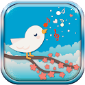 Bird Sounds Free Ringtones icon