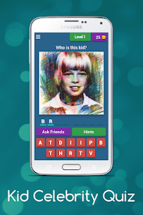 Download Kid Celebrity Quiz For PC Windows and Mac apk screenshot 1