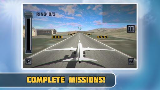 Airplane Flight: Pilot Sim 3D
