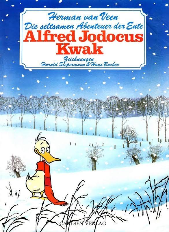 Die seltsamen Abenteuer der Ente Alfred Jodocus Kwak (1987) - komplett