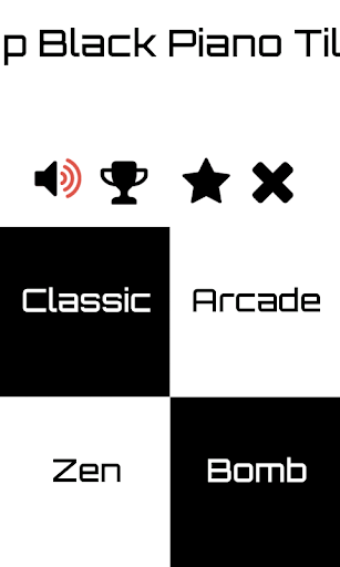 Tap The Black Piano Tiles