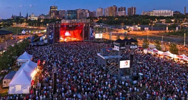 Ottawa Bluesfest music festival