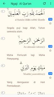 Download Al Quran MP3 (30 JUZ) Offline & Ngaji Al Quran For PC Windows and Mac apk screenshot 5