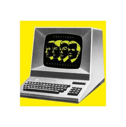 LP - Kraftwerk - Computer World
