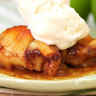 Crescent Roll Apple Dumplings Are Better Than Pie.