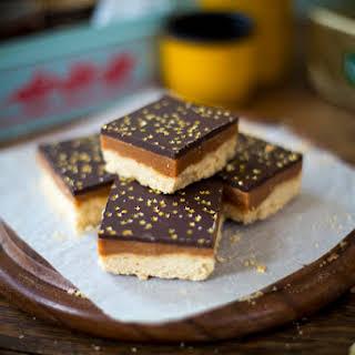 Millionaire Chocolate Squares.