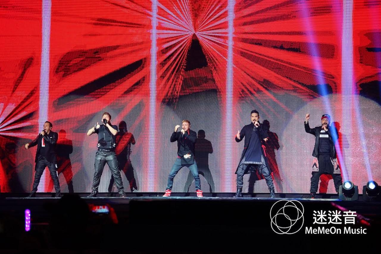 【迷迷歌單】新好男孩 BACKSTREET BOYS DNA WORLD TOUR LIVE