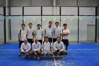 Photo: #CtoEsp3 Equipo Real Club Jolaseta #pádel