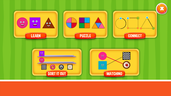 Shapes Puzzles for Kids - Android Apps on Google Play  Shapes Puzzles ...