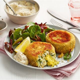 Jane's Fishcakes 'for Two, Or One'.