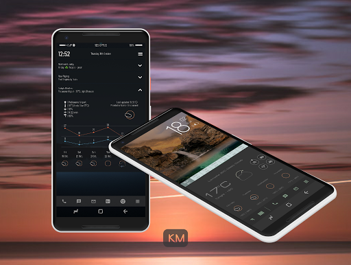 Download Simplexity Weather for Kustom MOD APK 1