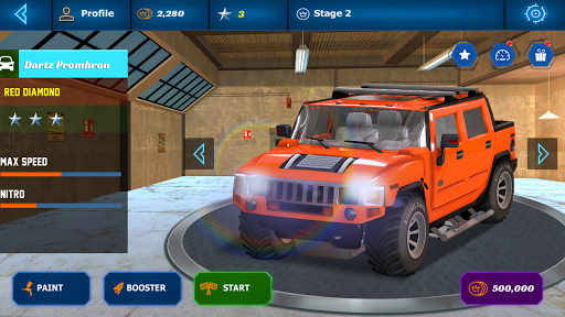 Car Stunts 3D Free screenshot 7