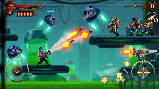 Metal Squad Mod Apk 2.2.8 (Unlimited Coins + Bullets) 8