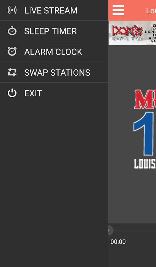 MUSTANG 107.1- screenshot