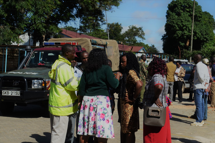 Drama as Kitui family snatches body from morgue