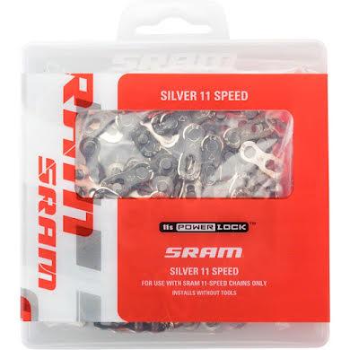 SRAM PowerLock for 11-speed - Silver - Bulk 50 Pack