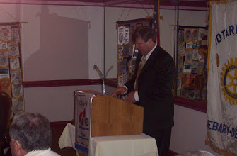 Photo: Scott McKee, Economic Development Coordinator for the City of Deltona - July 1, 2008