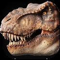 Dino T-Rex 3D Live Wallpaper icon