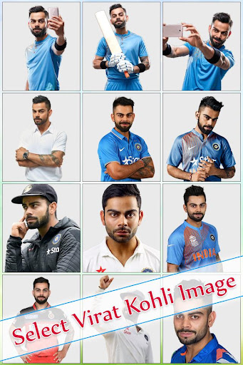 Selfie with Virat Kohali 2.0 screenshots 2