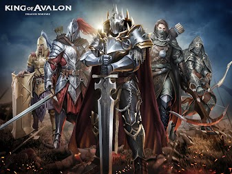 King of Avalon: Dragon War | Multiplayer Strategy APK screenshot thumbnail 6