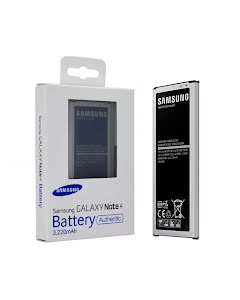 Note 4 Original Battery With Packing