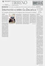 Photo: Il Quotidiano 12.02.2014, pag. 31 Il Consiglio comunale di #AielloCalabro dice NO alla #DiscaricadiGiani