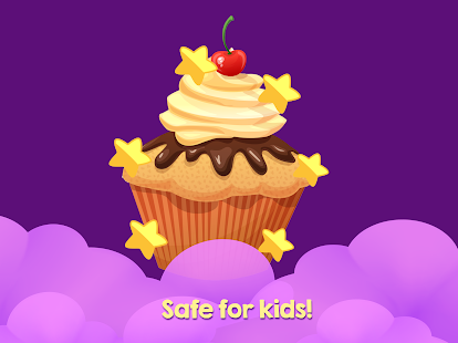 Game for kids - Cakes - náhled
