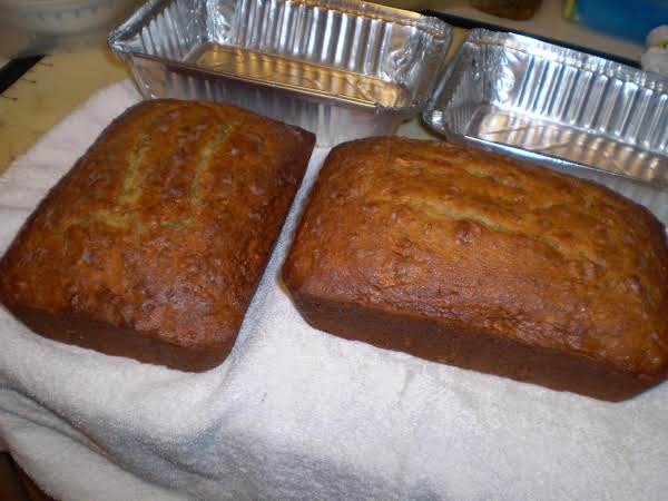 Apple-banana Tree Bread Recipe