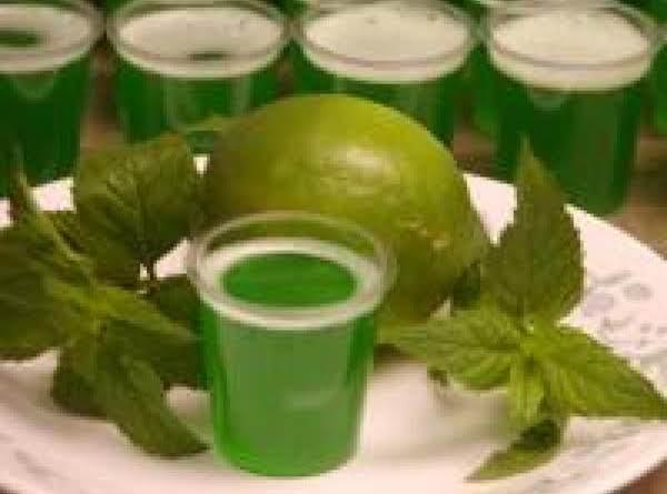 Lime In The Coconut Jello Shots Recipe