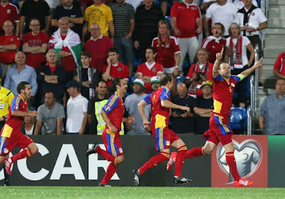 L'histoire footballistique d'Andorre