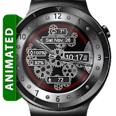 Open Gears HD Watch Face Widget & Live Wallpaper