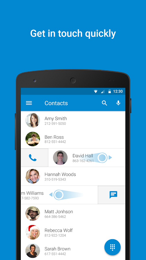 CallApp - Caller ID & Block- screenshot