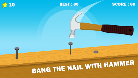 Nail It - Hammer game - náhled