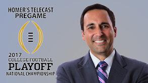 Pregame Field Pass: 2017 CFP National Championship thumbnail