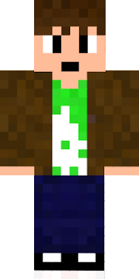 My new skin that will sometimes change