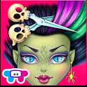 Monster Hair Salon icon