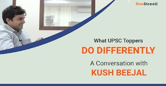 What UPSC Toppers do Differently - A Conversation with Mr. Praveen Kishore (Director, NICE IAS)