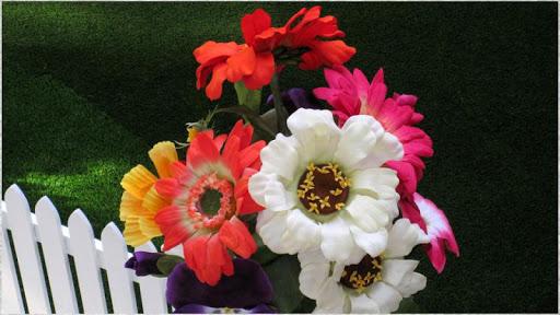 1080p Flower Screen Walls