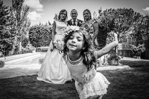 Fotógrafo de bodas Javi Calvo (javicalvo). Foto del 30.10.2017