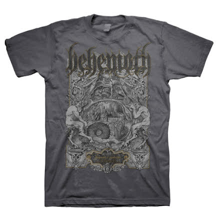 T-Shirt - Baphomt vs. Levthan
