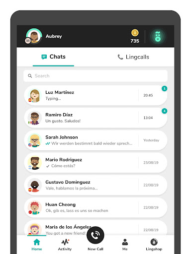Lingbe: Practice languages with native speakers  screenshots 7