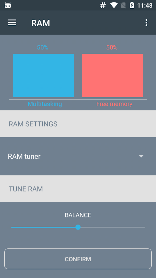 RAM Manager Pro | Memory boost- screenshot