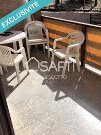 studio à Séranon (06)