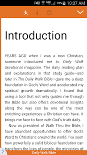 Daily Walk Bible - náhled