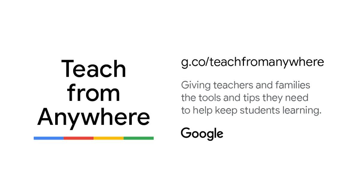 Teach from Anywhere